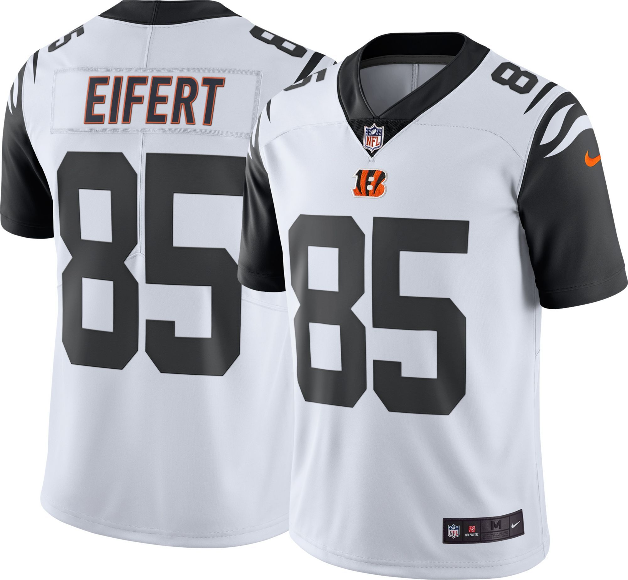 detailed look 37e4d 90b2d Nike Men's Color Rush Limited Jersey Cincinnati Bengals ...