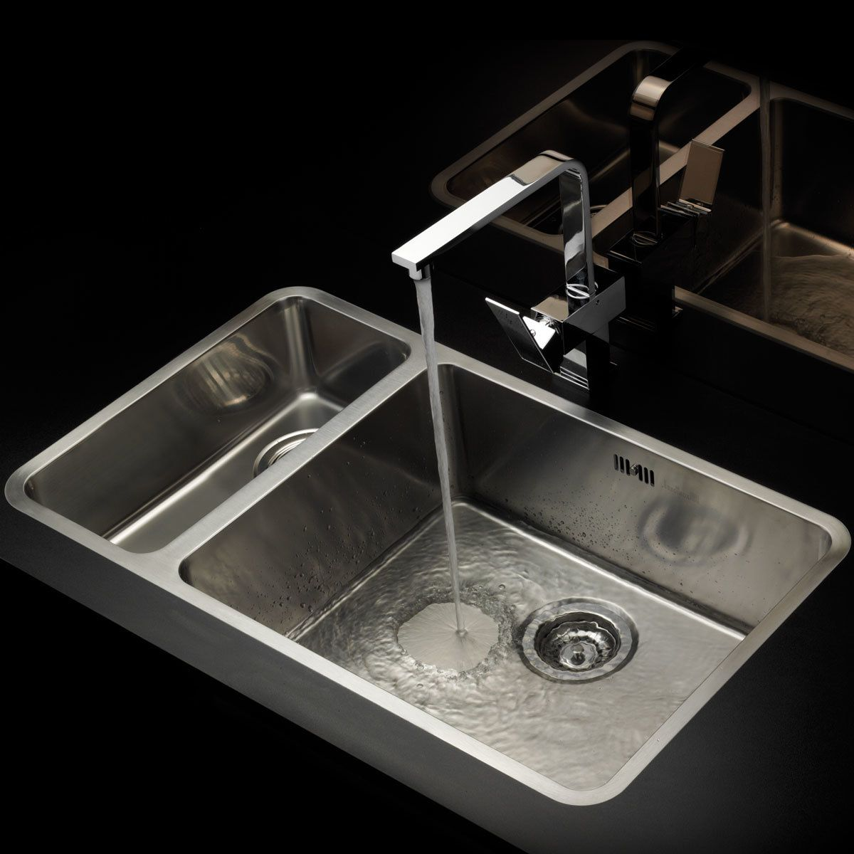 Reginox Ohio 18x40cm 50x40cm Stainless Steel Sink Sink