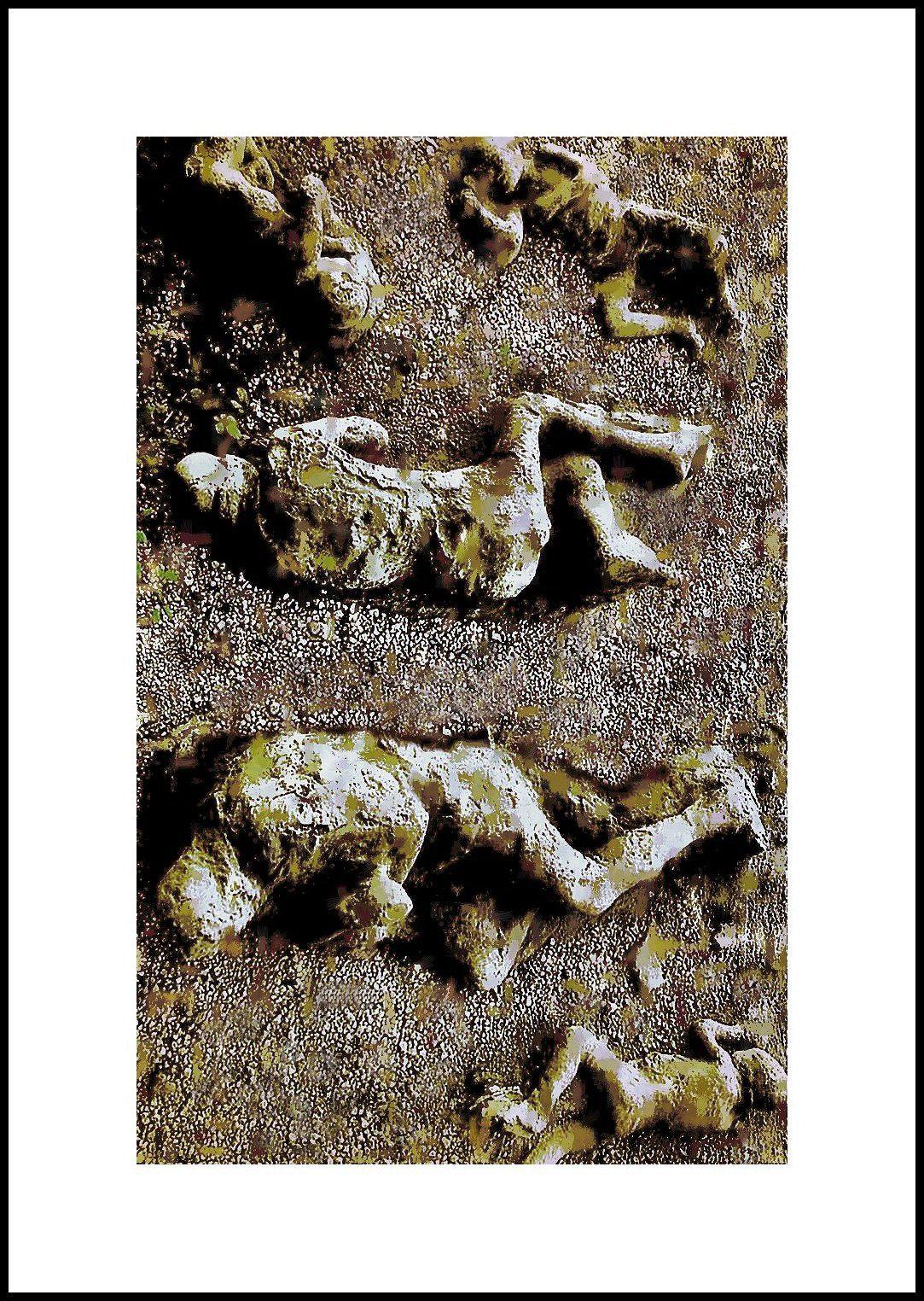 Pompeii Victims of 70AD