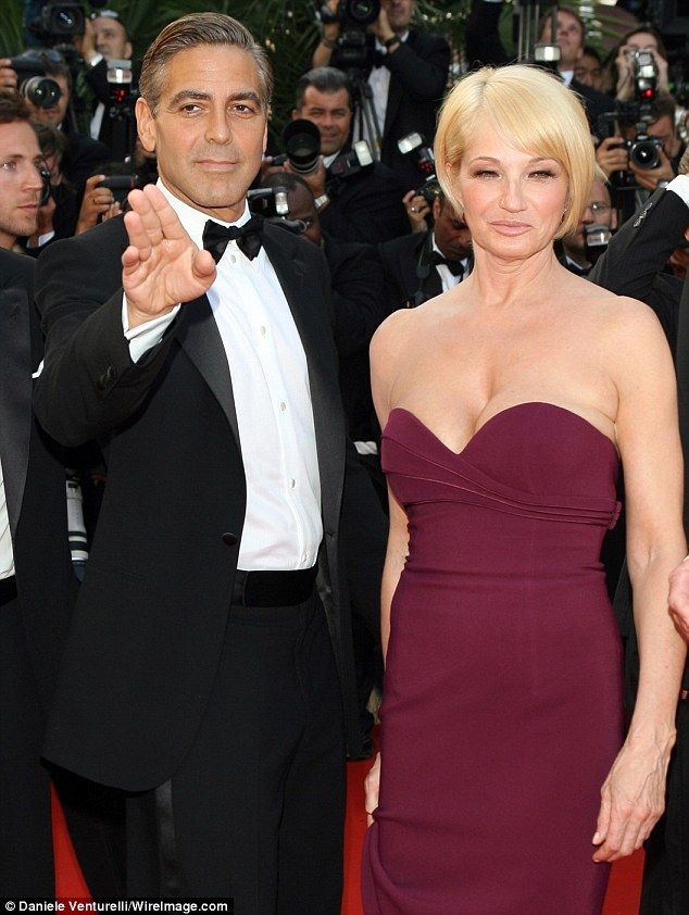 George Clooney Helps Ellen Barkin Find Love With Lawyer Ben Emmerson
