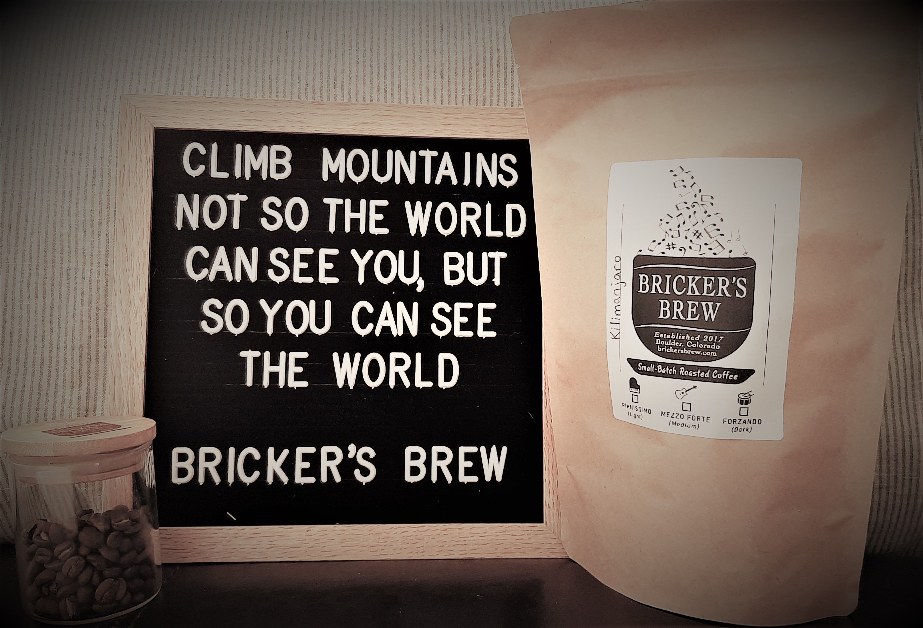 Bricker's Brew Coffee in 2020 Coffee brewing, Nutty