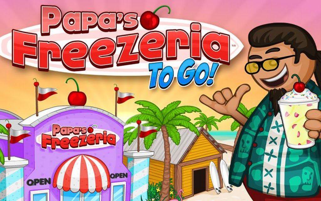 Papa's Freezeria To Go! Apk + Data Free Download
