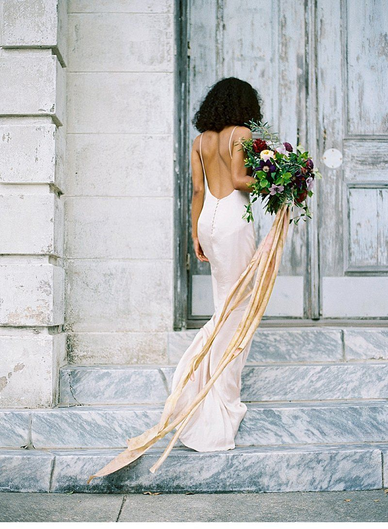 Enchanting New Orleans Bride by Katie Grant Photography