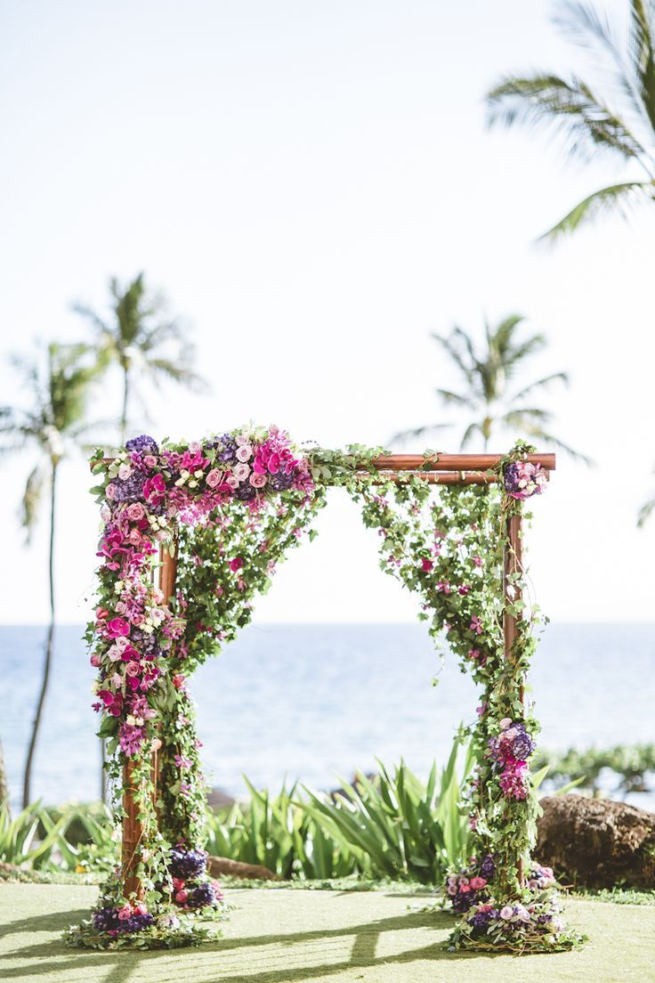 Maui Wedding Venue Spotlight Hyatt Regency Maui Hawaii Wedding