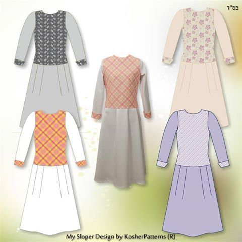 Pattern Making Software for Modest Apparel Web 2.0, My Sloper's photo.