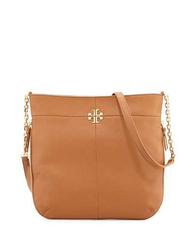 38829437d1fc TORY BURCH IVY LEATHER CONVERTIBLE SHOULDER BAG