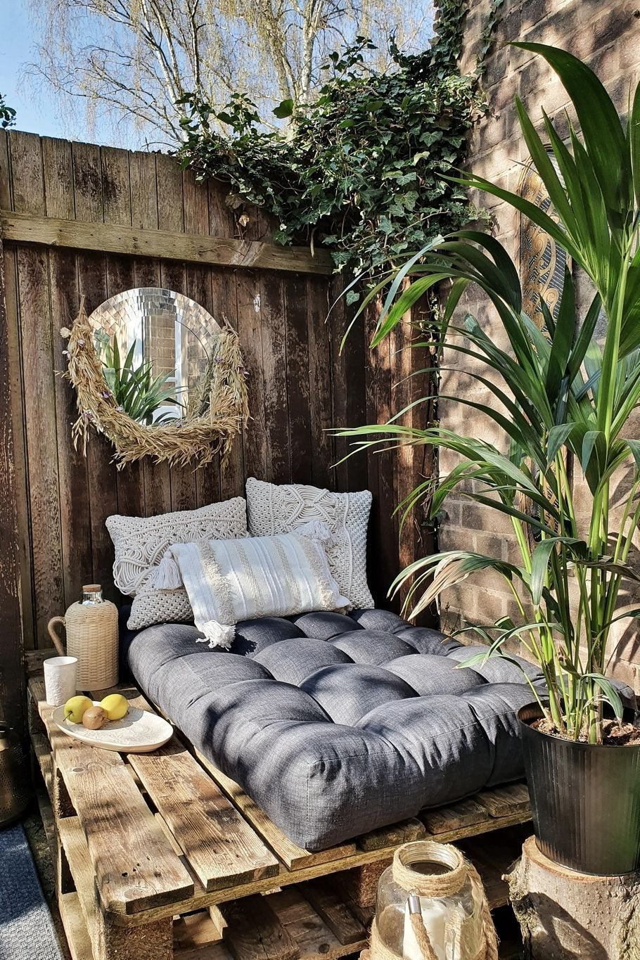 Photo of Space in the sun: DIY pallet beds – Carmen Proctor