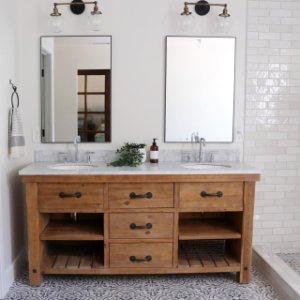 Benchwright Double Sink Vanity Ndash 72 Quot 8203 Double