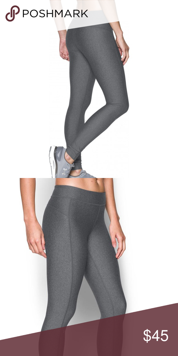 3a4a9a09 Under Armour Women's HG XL Gray Leggings NEW WITH TAGS! Under Armor ...