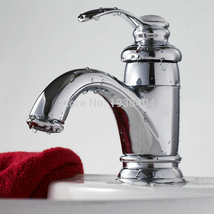Chrome Faucets Bathroom Sink Basin Mixer Tap Single Handle Torneira Hot And Cold Taps 1128c Bathroom Faucets Chrome Sink Mixer Taps Basin Mixer Taps