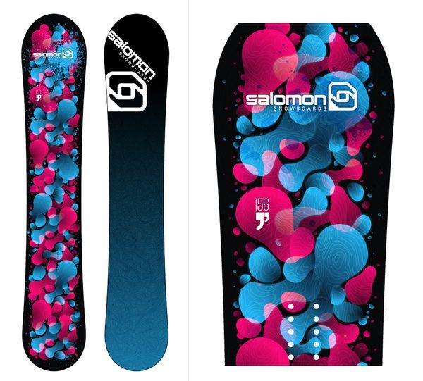 330dd8a5c1b Salomon Snowboards | Skiing Gear | Girls ski jacket, Ski socks ...