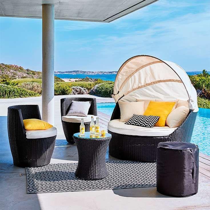 Dai un'occhiata ai nostri mobili e oggetti decorativi e fai i pieno. Catalogo Maisons Du Monde Giardino 2017 Furniture For Outdoor Divano Vimini Mobili In Vimini Testiera In Vimini