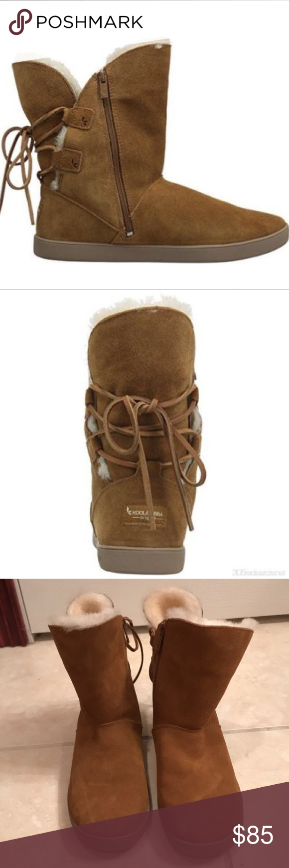 f942be082d8 UGG Shoes | Koolaburra By Ugg Shazi Short Boot-Size 7-New! | Color ...