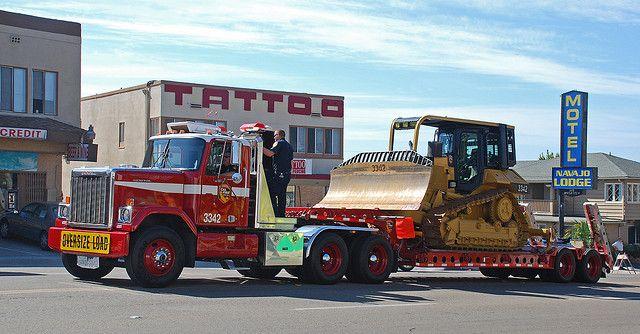 Calfire Fire Trucks Heavy Duty Trucks Big Trucks