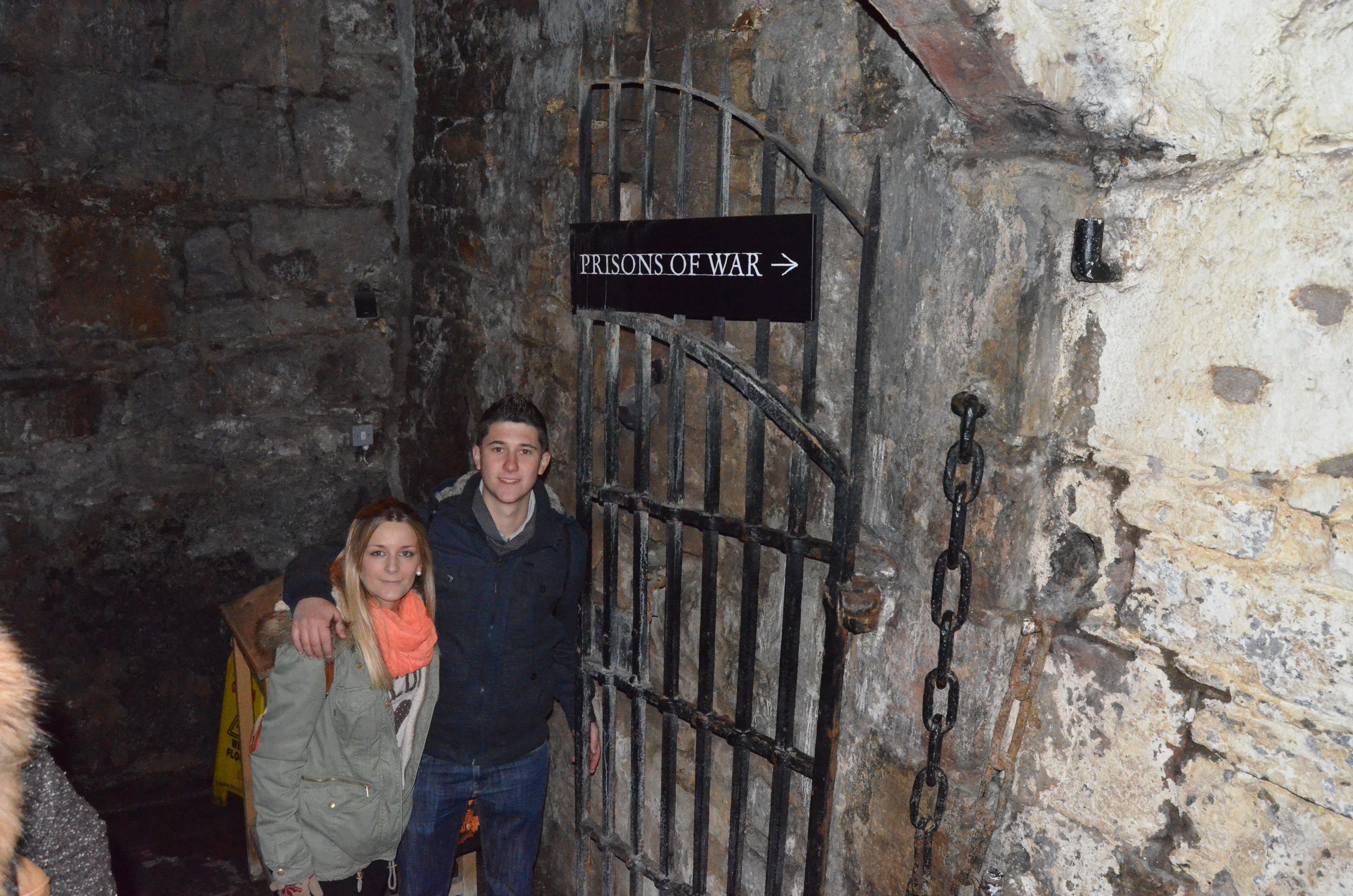 Cárcel Castillo de Edimburgo