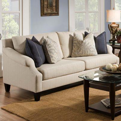 Tourist Pearl Sofa by Bauhaus USA Furniture, Home
