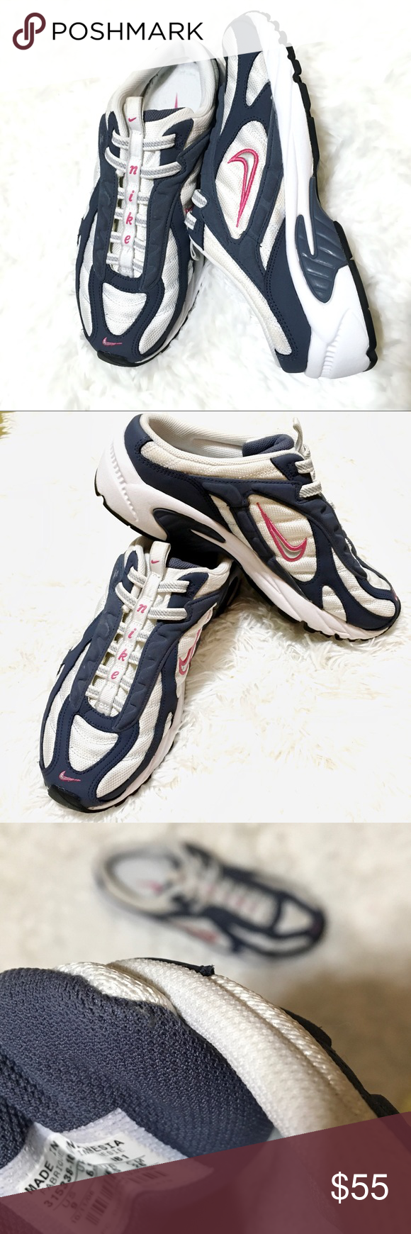 Nike Backless Sneakers/Mules Size