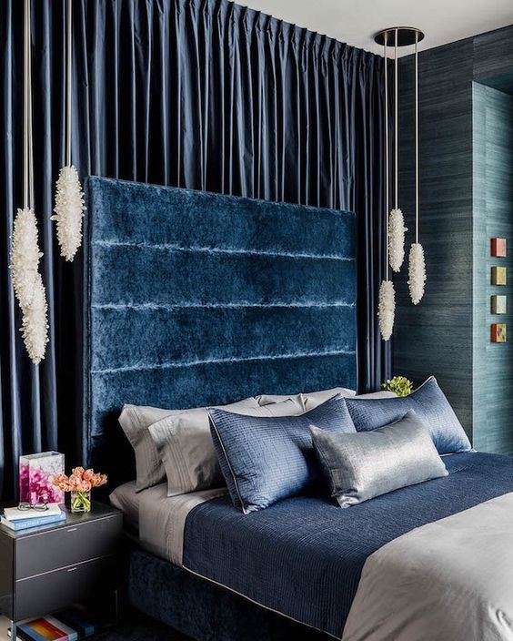 16 Relaxing Bedroom Designs For Your Comfort: 35 Luxurious Bedroom Ideas And Designs