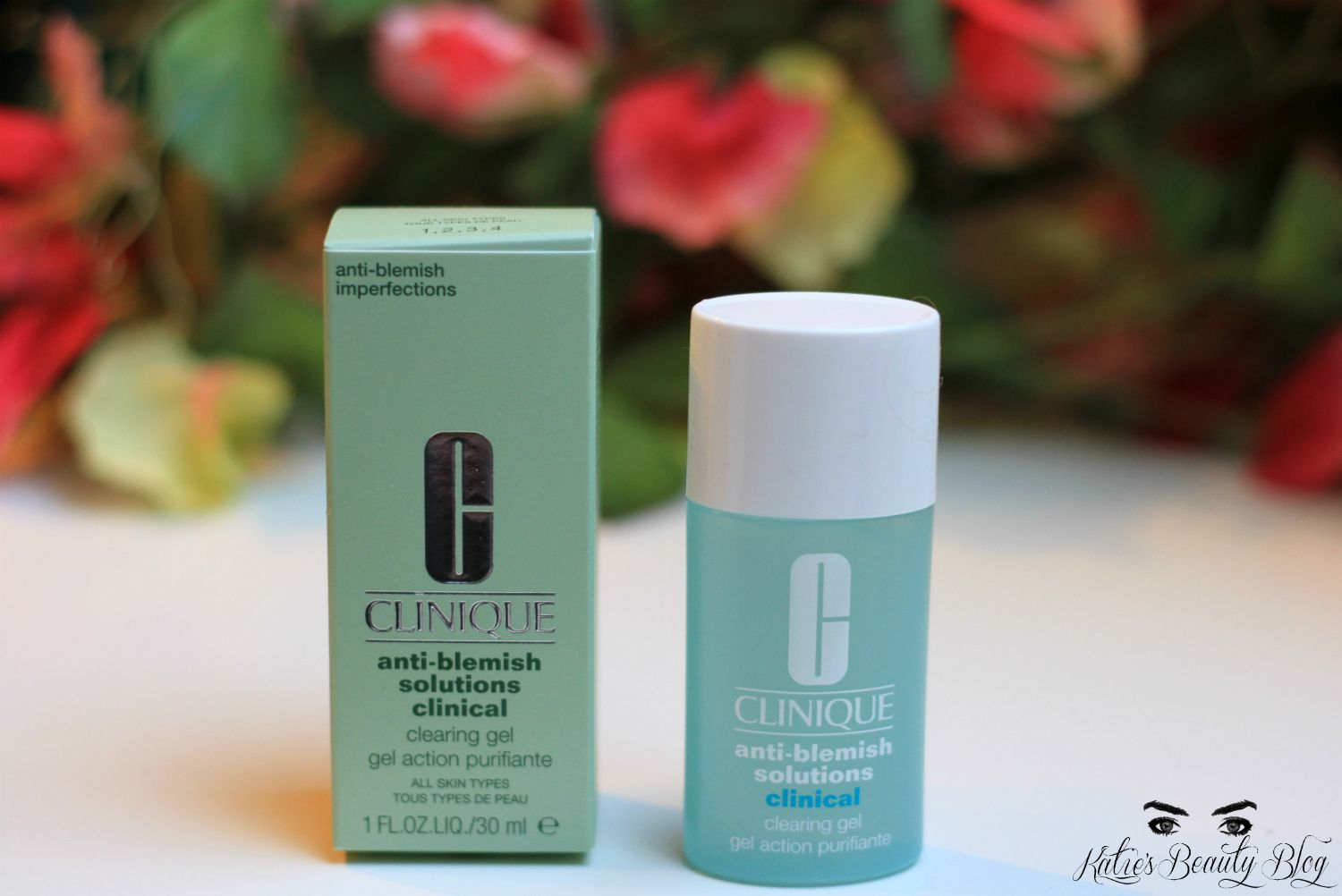 anti blemish solutions clearing gel
