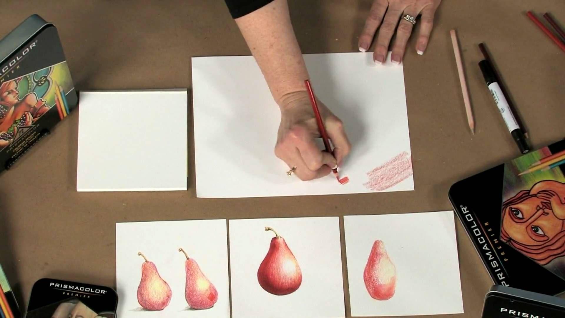 Prismacolor Colored Pencils Tips Amp Techniques Watch This