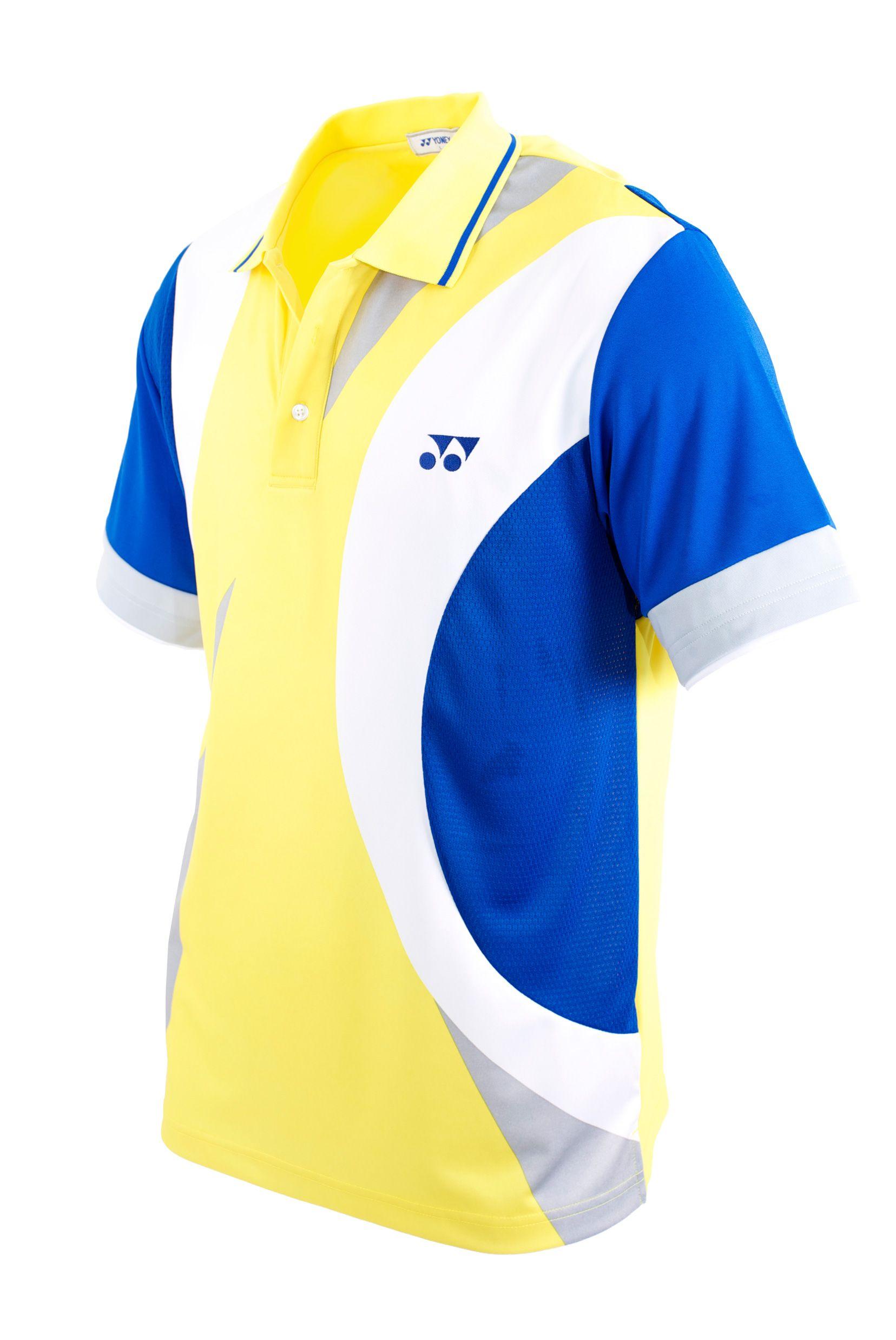 Yonex Target Polo Mens Top Mens tops, Tennis shop, Polo