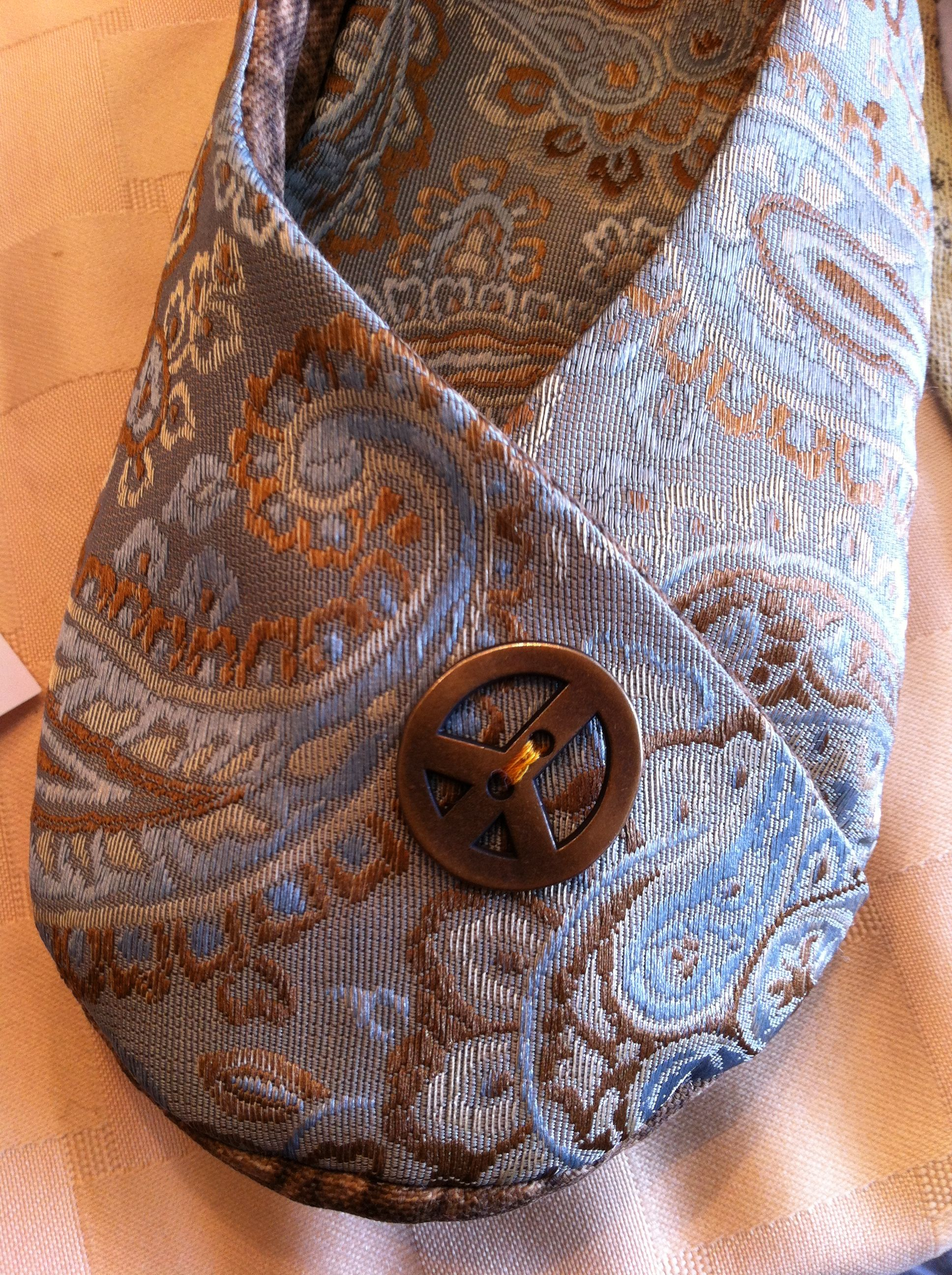 Handmade kimono slipper Slippers, Sewing projects, Cuff