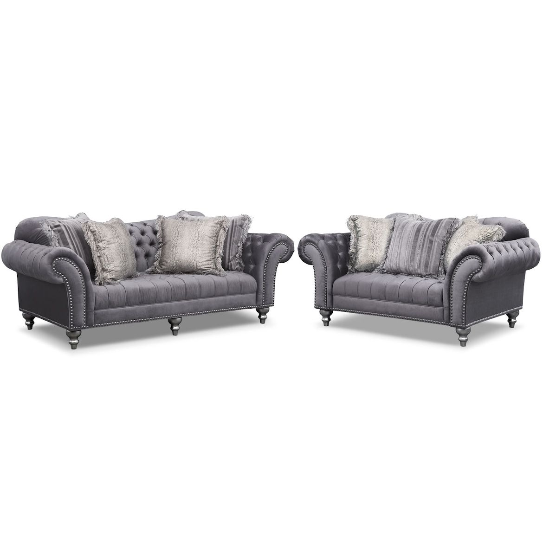 Best Brittney Sofa And Loveseat Set Sofa Loveseat Set Cheap 400 x 300