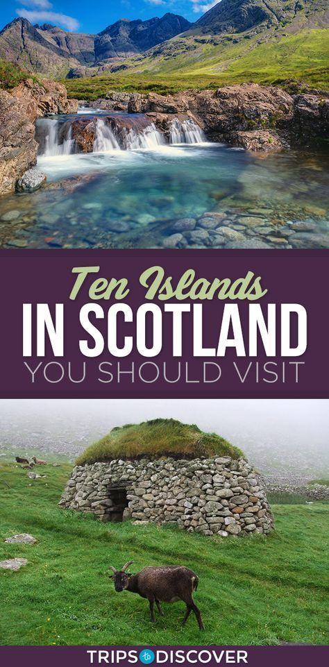 There Are 10 Islands in Scotland Everyone Should Visit #orkneyislands