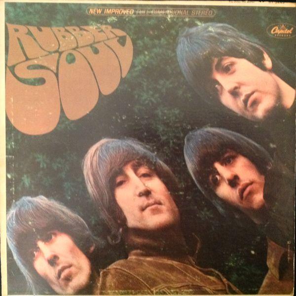 The Beatles Rubber Soul Vinyl Lp Album At Discogs