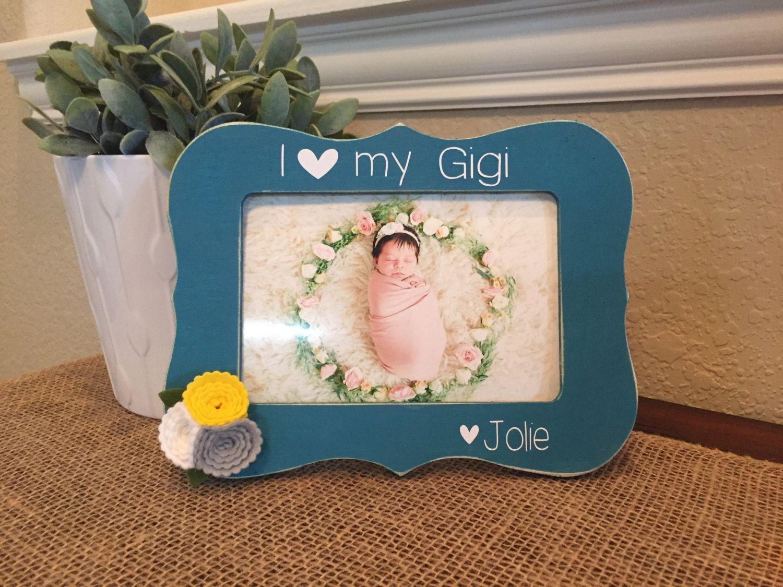 Gigi gift gigi frame grandma gift grandma picture frame gift ...