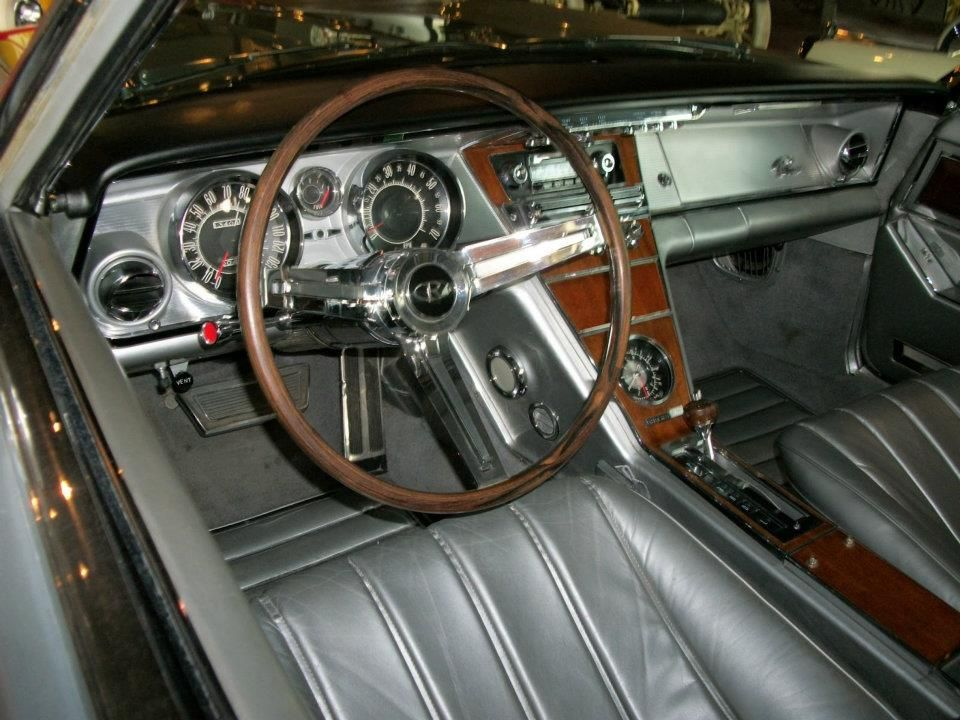 Image result for Riviera Silver arrow I interior