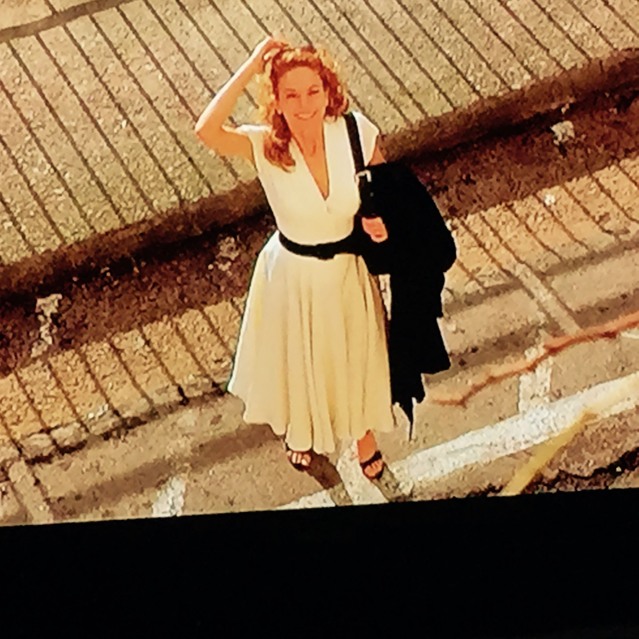 Iconic White Dress From Under The Tuscan Sun One Of My All Time Favorite
