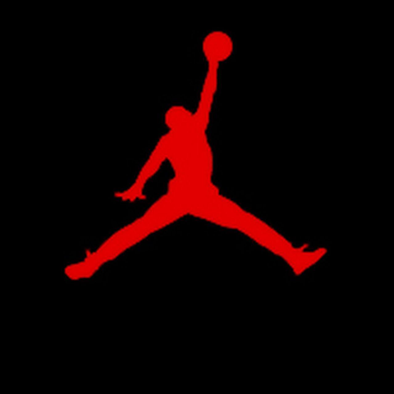 air jordan logo ipod wallpaper design
