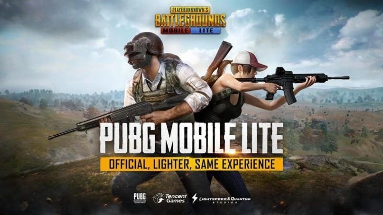 PUBG Mobile Lite 40 players and smaller map for lowend