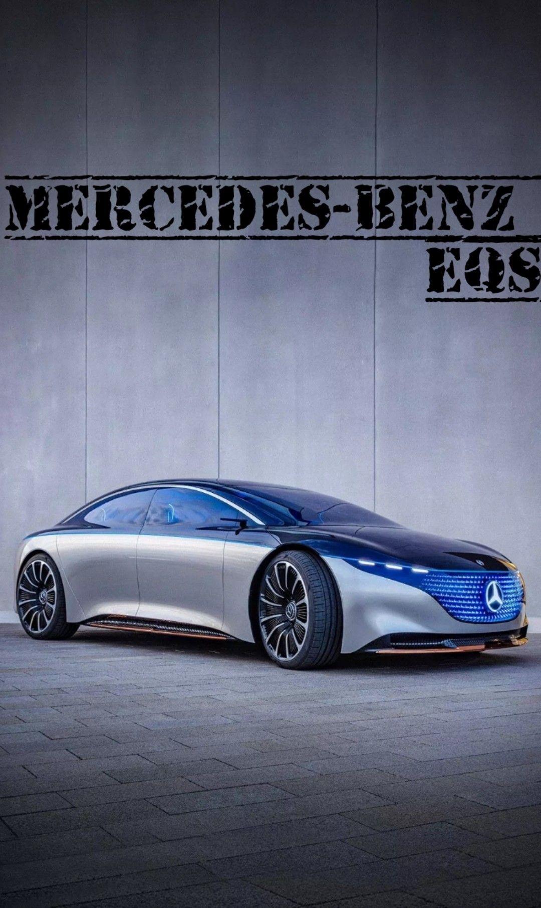Mercedes-Benz EQS   #MercedesBenz #ConceptCar #ElectricCar #SuperCars #Mercedes