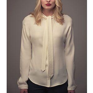 Named Clothing Fran Tie Shirt Sewing Pattern - Girl Charlee