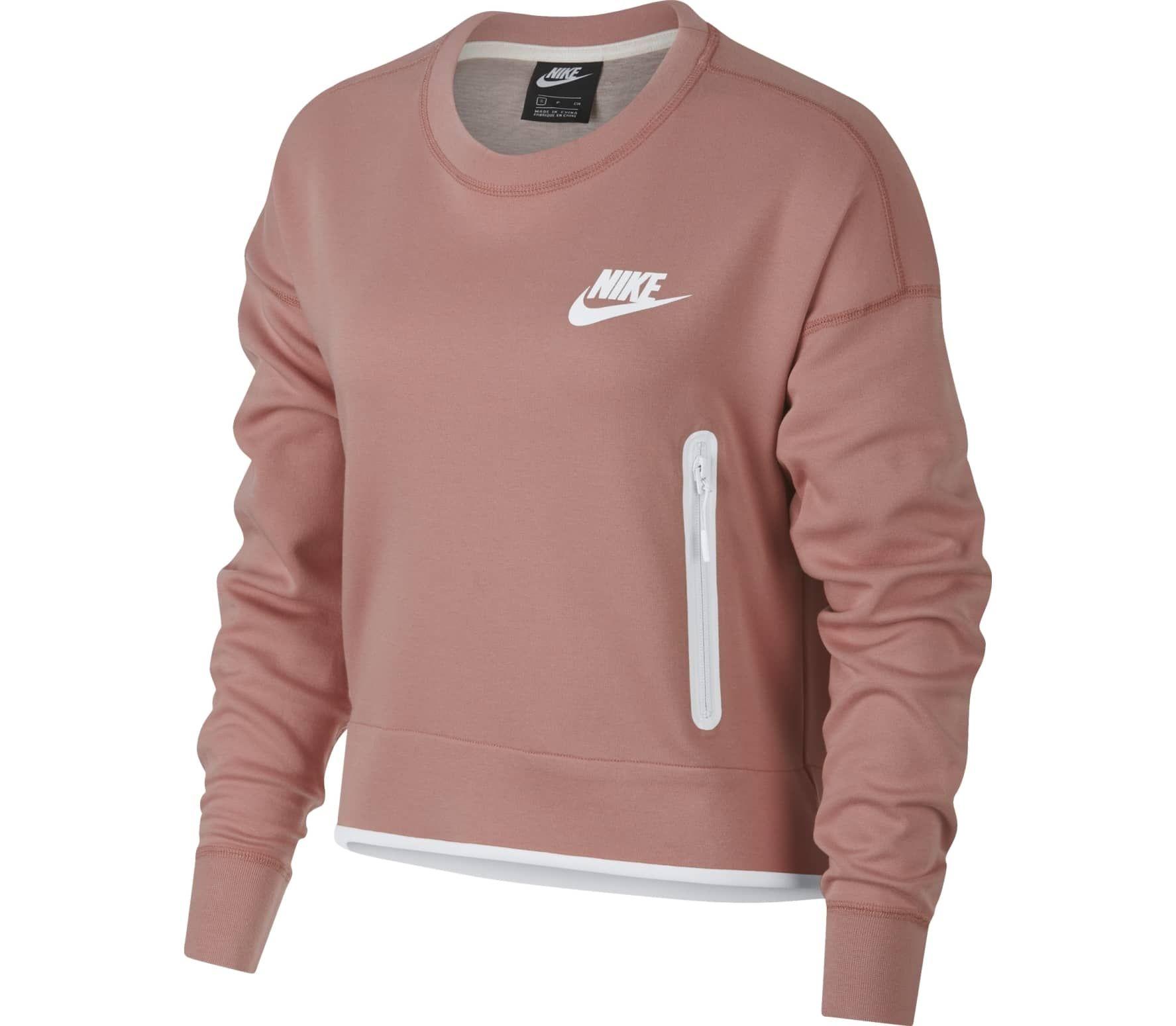 best authentic 4d957 909aa Nike Sportswear Tech Damen rot   ATHLEISURE   Nike tech ...