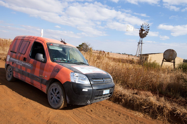 Citroen Berlingo Venturi #EV Mission 04: #Venturi #MissionAfrica. We ...