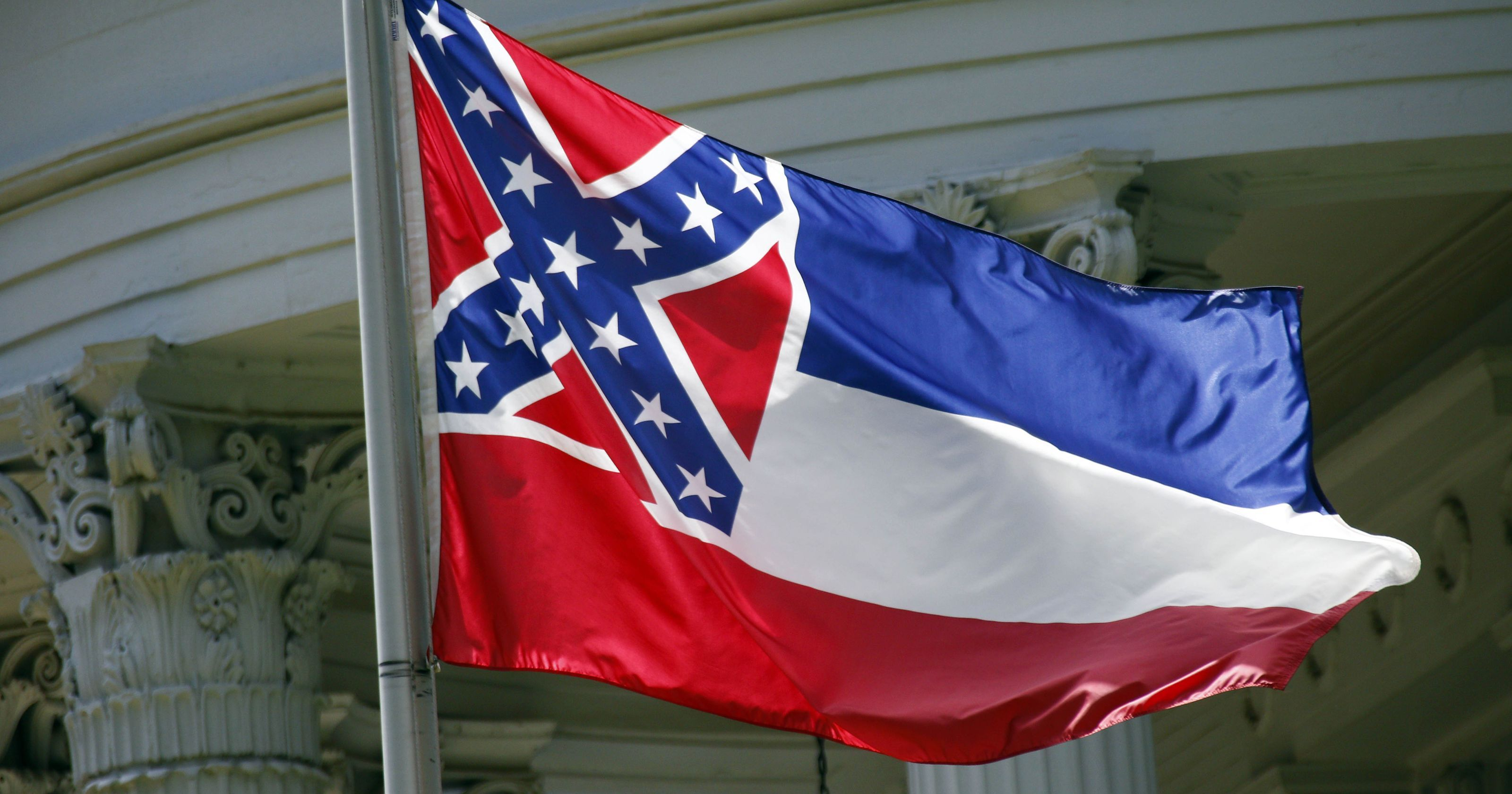 Ole Miss Student Senate Take State Flag Down Mississippi Flag Mississippi Flag
