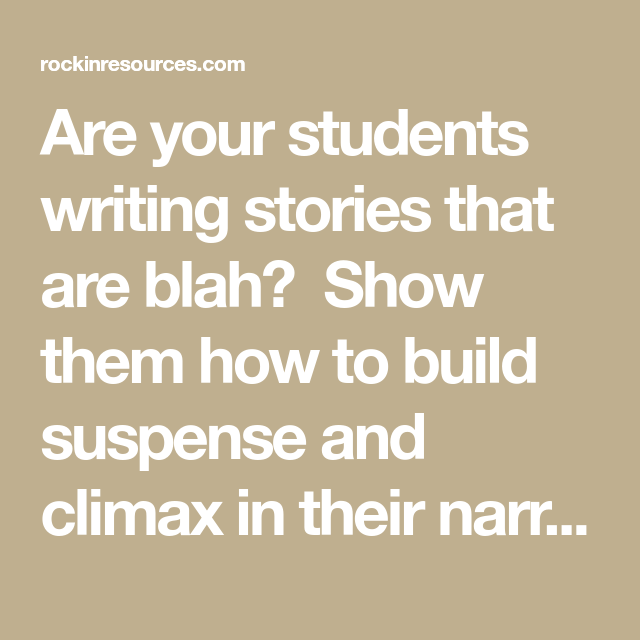 narrative essay climax So the main character (usually you in narrative essays) has to do something about the conflict the climax is where stuff hits the fan the problem usually gets out of hand, or there is a life-altering realization that happens  in your narrative essay, it's helpful at this point to say what you learned by going through this story.