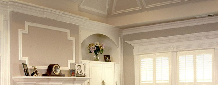 100 Amazing Crown Molding Ideas For Your Home Home Design Living Room Wall Trim Molding Home