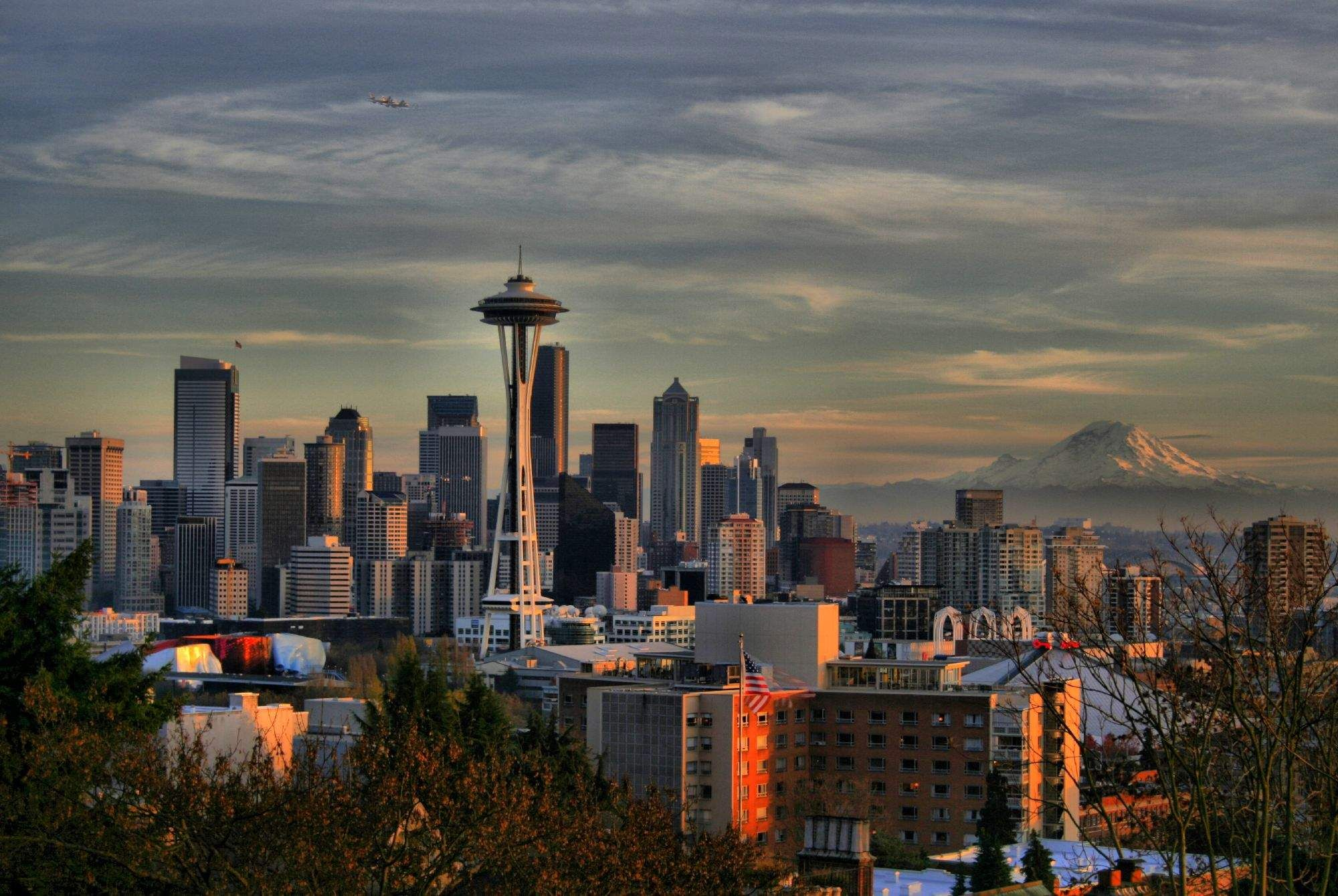 visits seattle's - HD 2000×1340