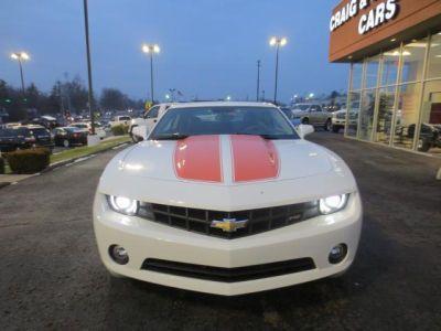2011 Chevrolet Camaro For Sale Lexington Ky Cargurus With