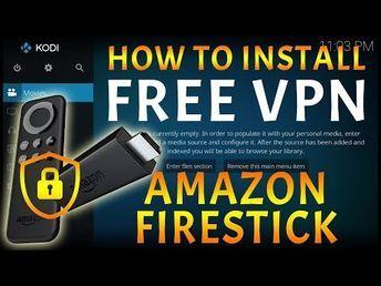 How To Hide Vpn On Firestick