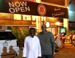 When Next You Are In Jeddah And Need To Escape The Heat It Was 41 Degrees When Martin Was There Drop In To Bonnon Coffee And Enjoy Th Jeddah Chai Conditioner