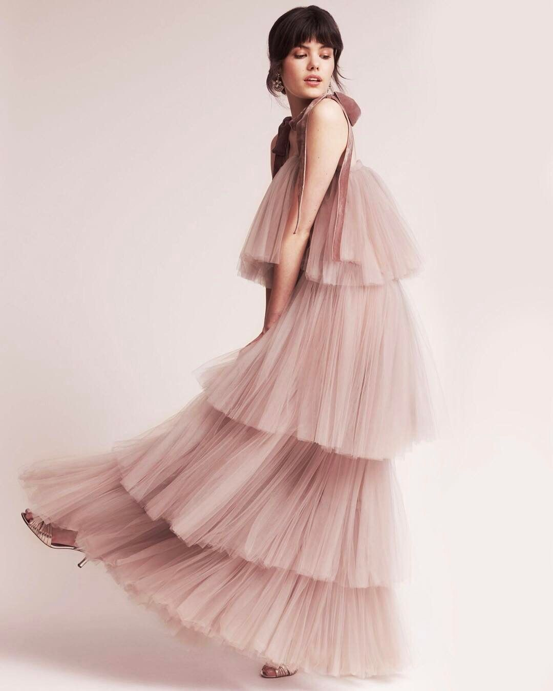 Pink Tulle and Velvet 5,325 Likes, 54 Comments - BHLDN Weddings ...