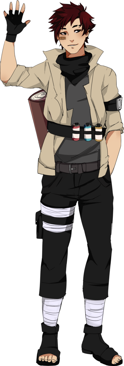 Daniel model sheet human Anime characters male, Anime