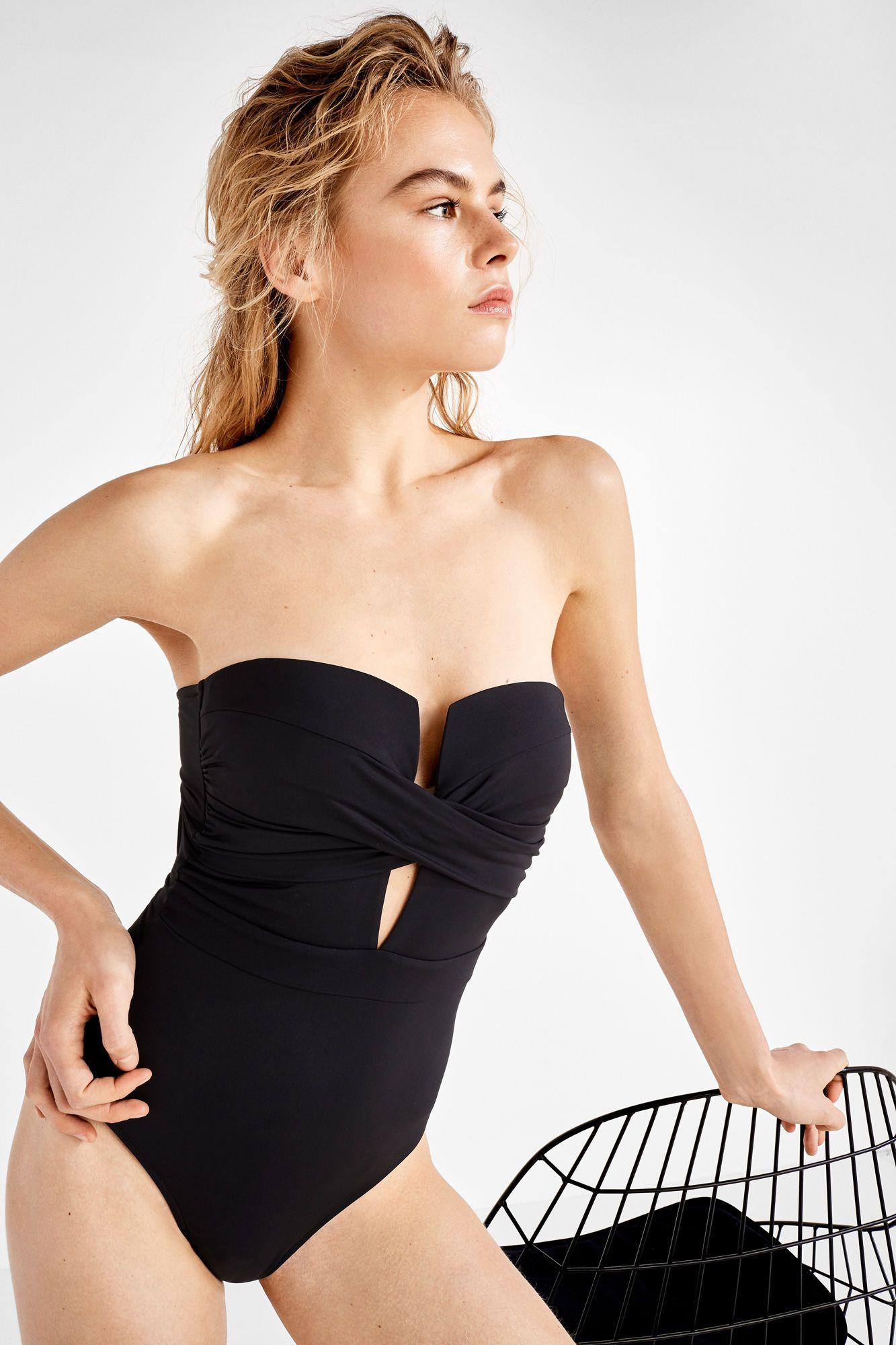b65b99a62c6 Bañador con escote corazón | Bañadores | Women'secret | Moda ...