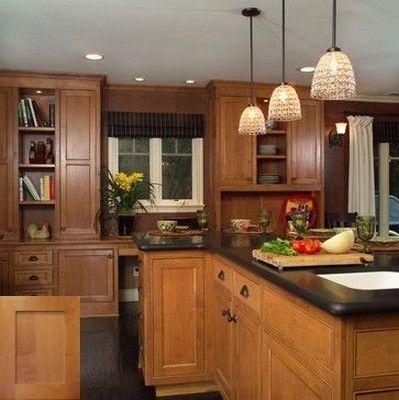 Kitchen Design Ideas With Oak Cabinets. Oak express kitchen table. #honeyoakcabinets Kitchen Design Ideas With Oak Cabinets. Oak express kitchen table. #honeyoakcabinets