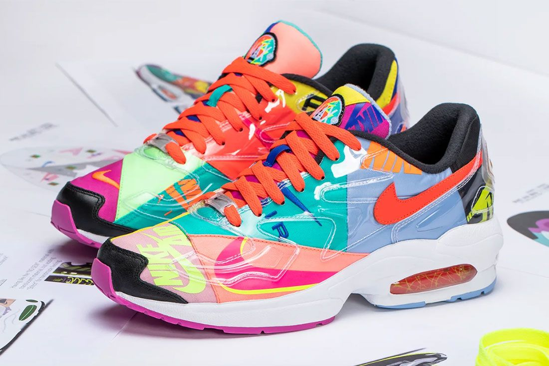 Voor loopschoenen adviseer ik je Nike Huarache te nemen